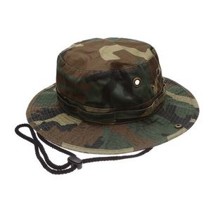 Safari Bucket Hat (Woodland)